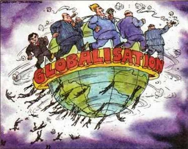 Анимация на пути глобализации
