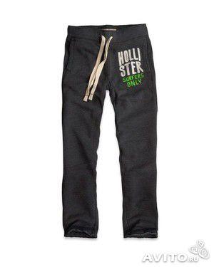 штаны холлистер