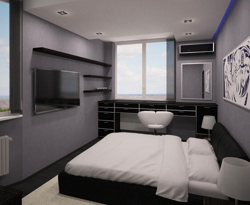 спальня 62 с