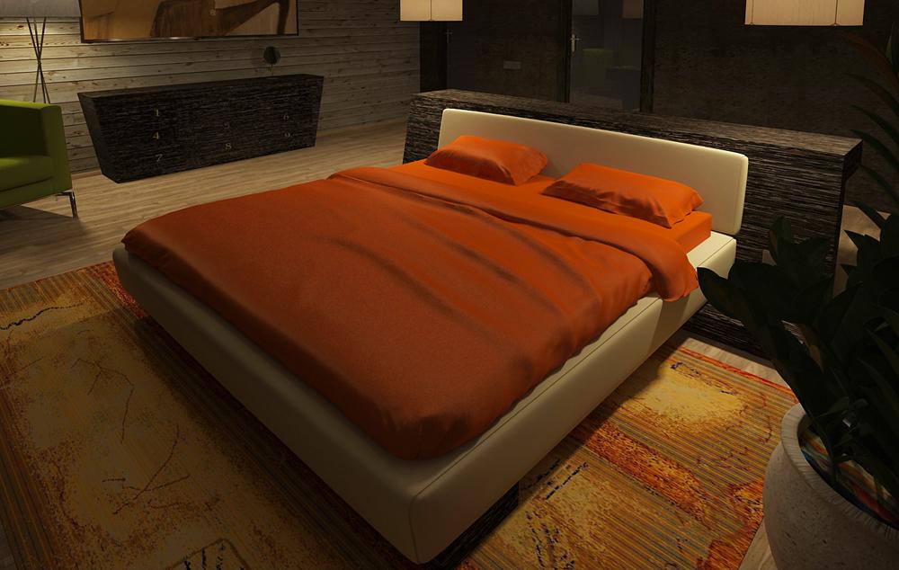 спальня темная ночь 7 м