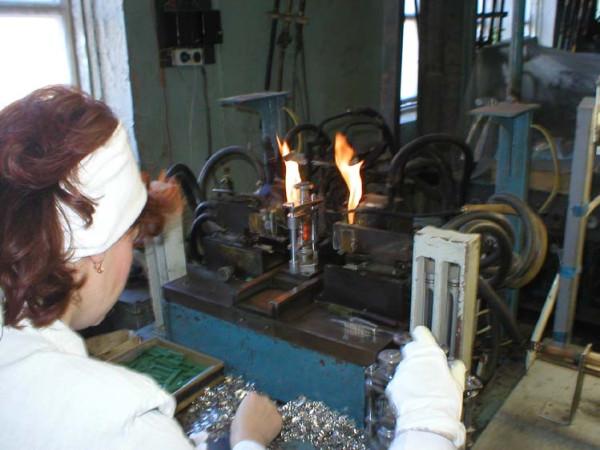 изготовление арматуры прибора