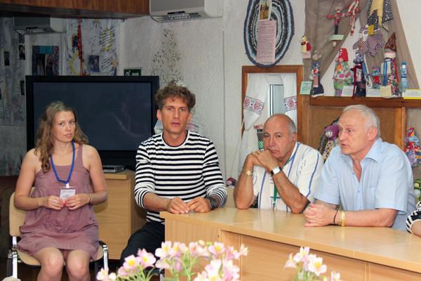 пресс в Орленке