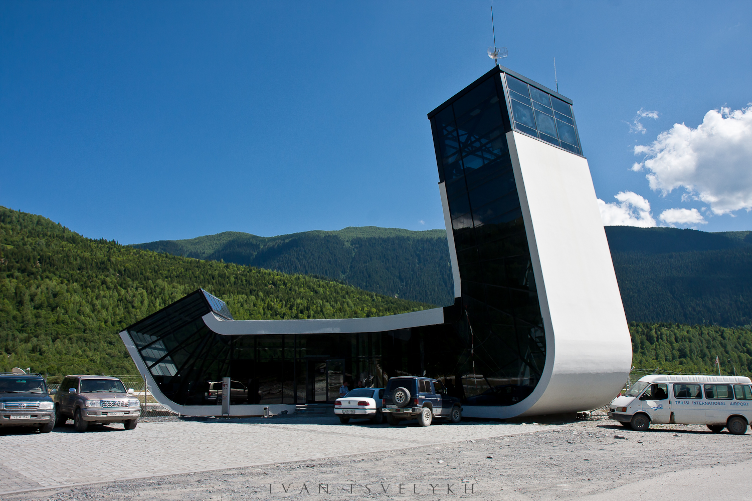 Very Good Challenge For Scenery Makers - 10 most beautiful airports in the world