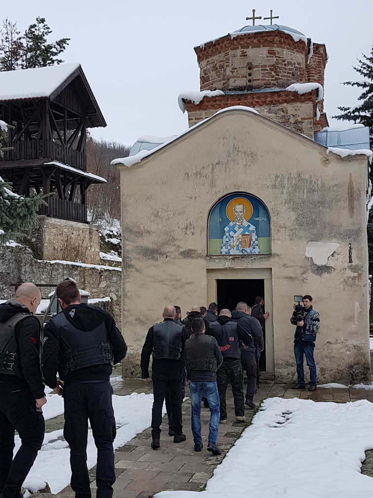 монастырь Йошаница