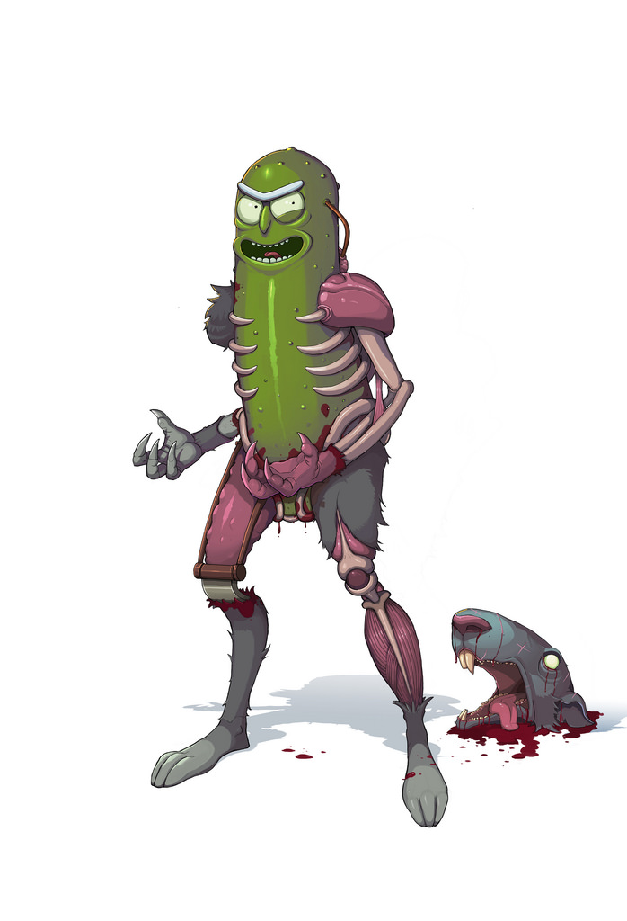pickle_rick__by_teratophile-dbjdn7m