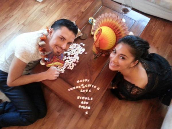 nicole-scherzinger-rylan-clark-thanksgiving-twitpic