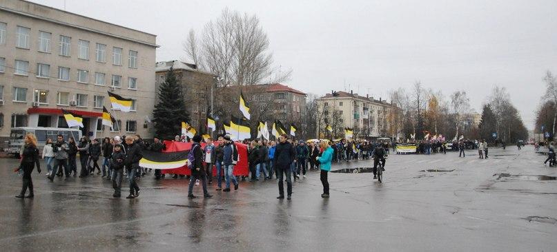 Русский марш3