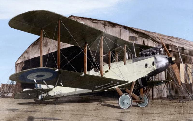 Airco-De-Havilland-DH9-E8991 (1)