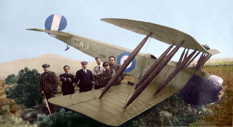 Avro504Kdamaged