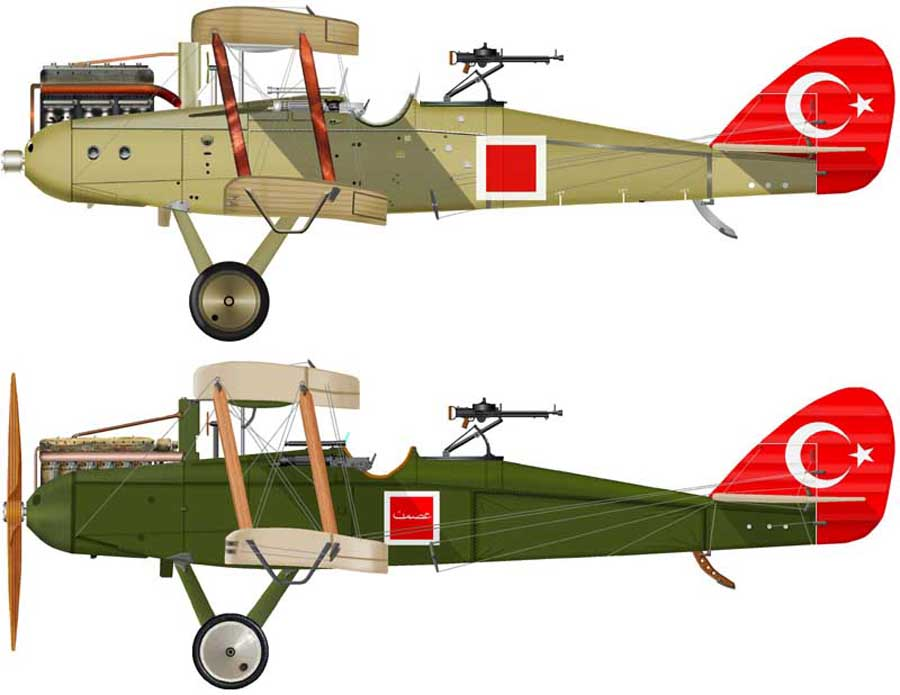 DE-HAVILLAND-DH-9-Y1