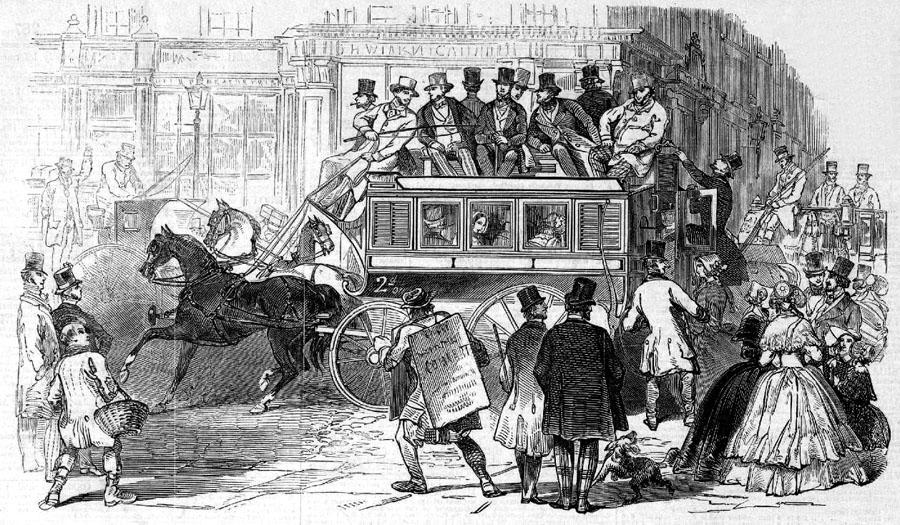 Adams Improved Omnibus-1847