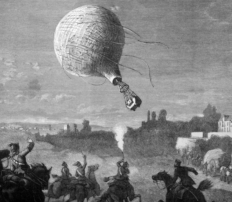Franco-Prussian-War-balloon
