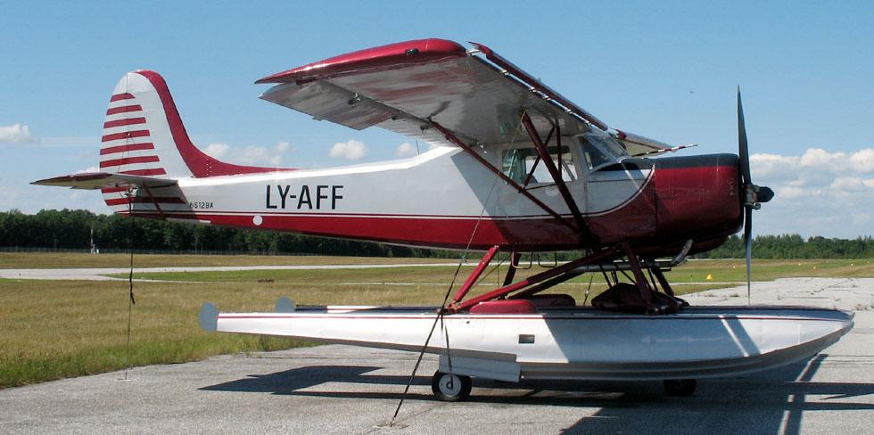 YAK-12_on_floats_FSO_N512BA