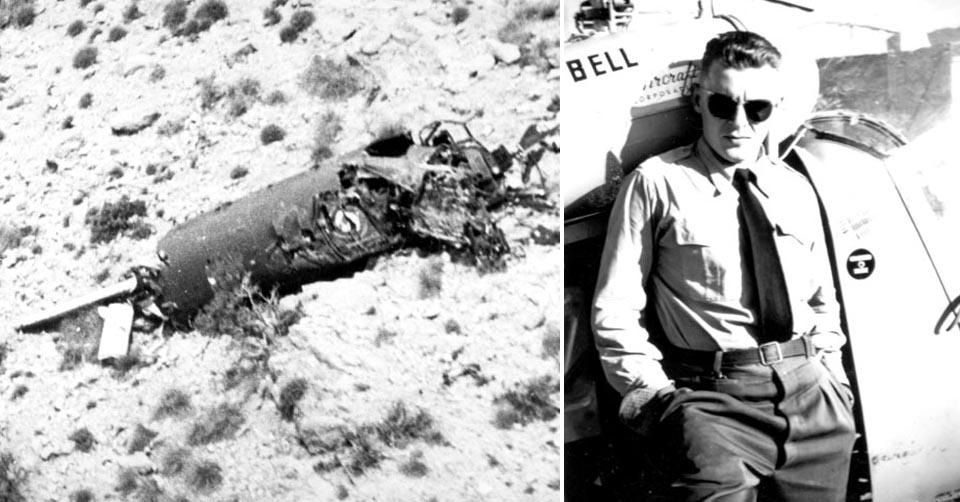 le Djebel Mimouna le 8 avril 1957