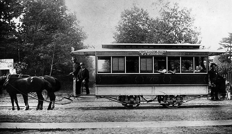 Horse_drawn_streetcar_Toronto_1880s