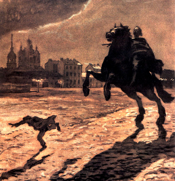 bronze-horseman-design-for-a-cover-to-pushkin-s-poem(1)