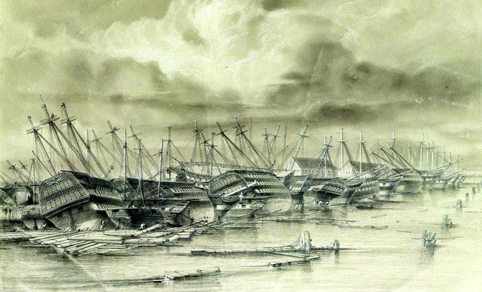 bogolyubov_alexey_209_kronstadt_military_harbor_after_a_flood