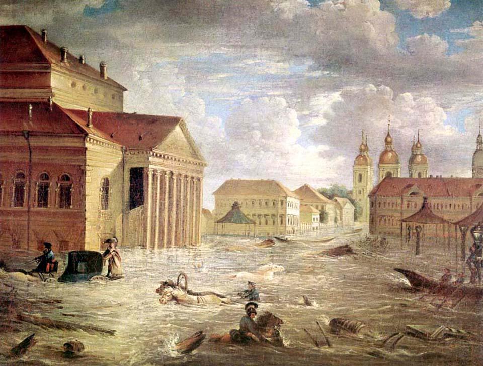 7_ноября_1824_года_на_площади_у_Большого_театра