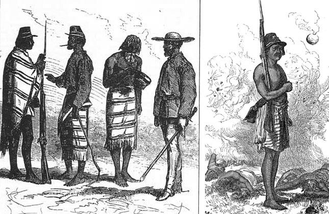 oficiales-y-soldados-paraguayos-l-ilustration