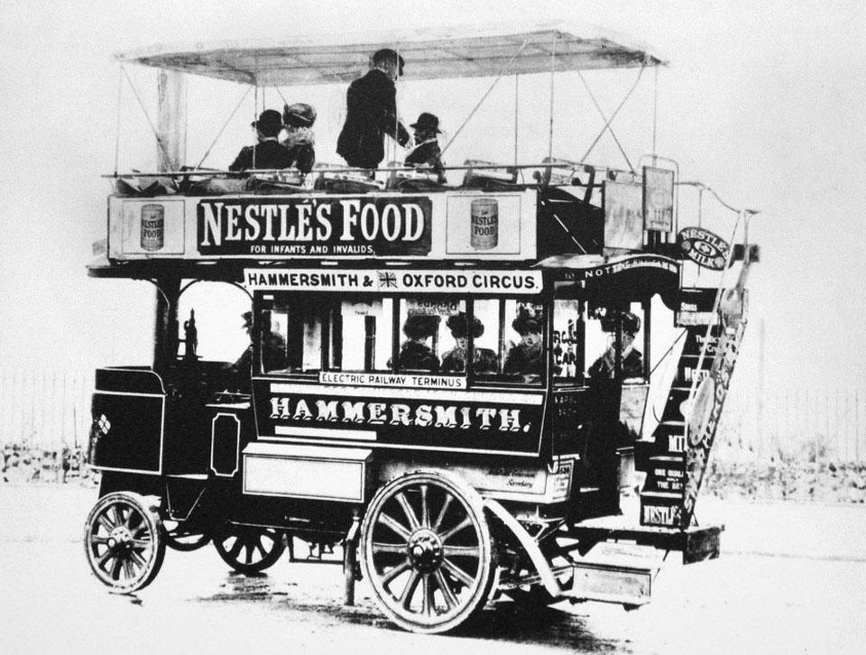 1902 Thornycroft Garden Seat Steam Omnibus (2)