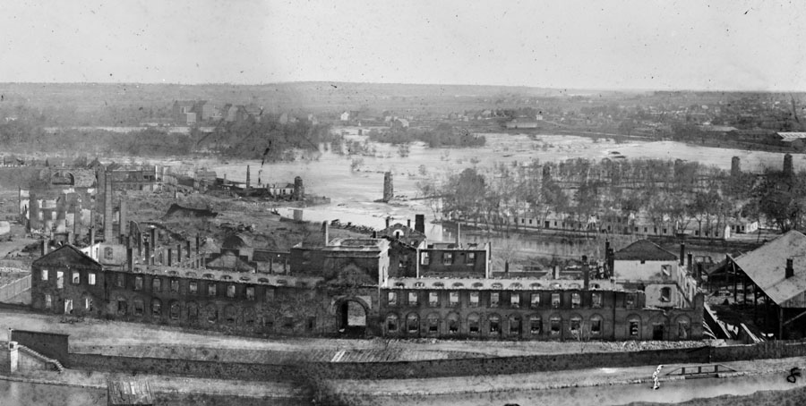 Richmond1865Pano