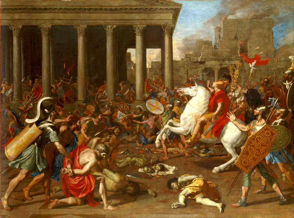 Nicolas_Poussin_-_The_Conquest_of_Jerusalem_by_Emperor_Titus_-_Google_Art_Project