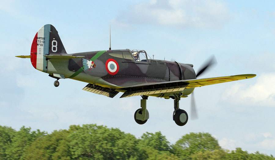 Curtiss Hawk 75 (1)