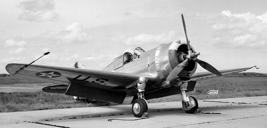 Curtiss_P-36A_at_NACA_Langley_1939