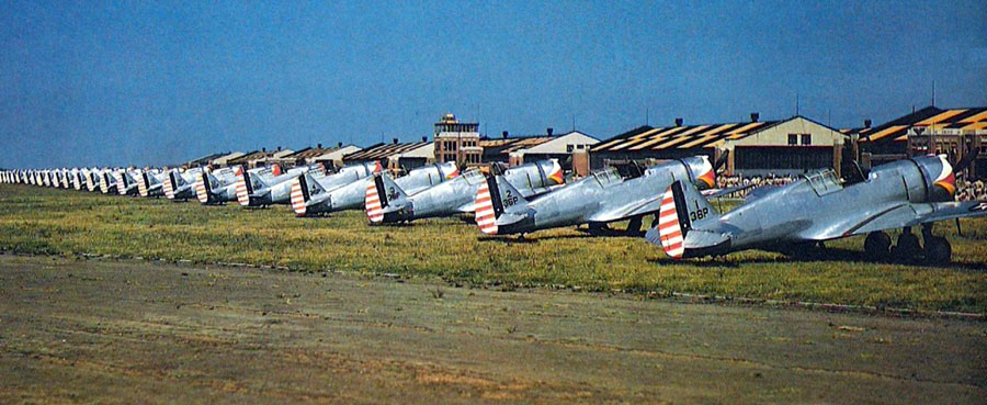 P-36As_36th_PG_Langley_1940