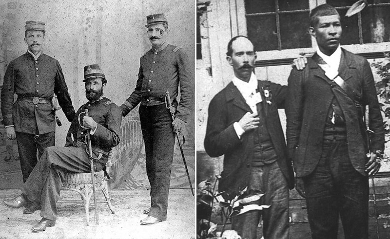 General Ramon Gonzalez Valencia conservat