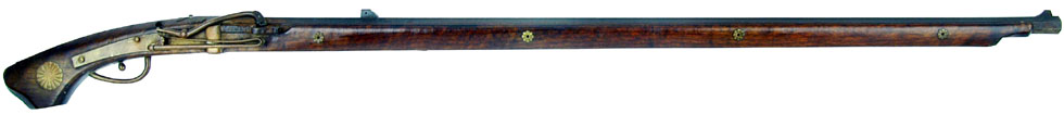Japanese_Tanegashima_Rifle