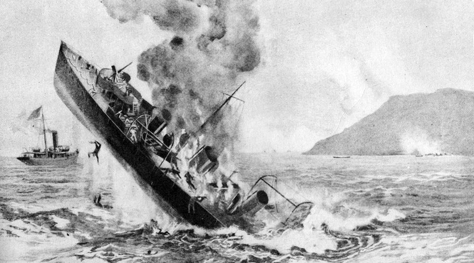 furor-sinking