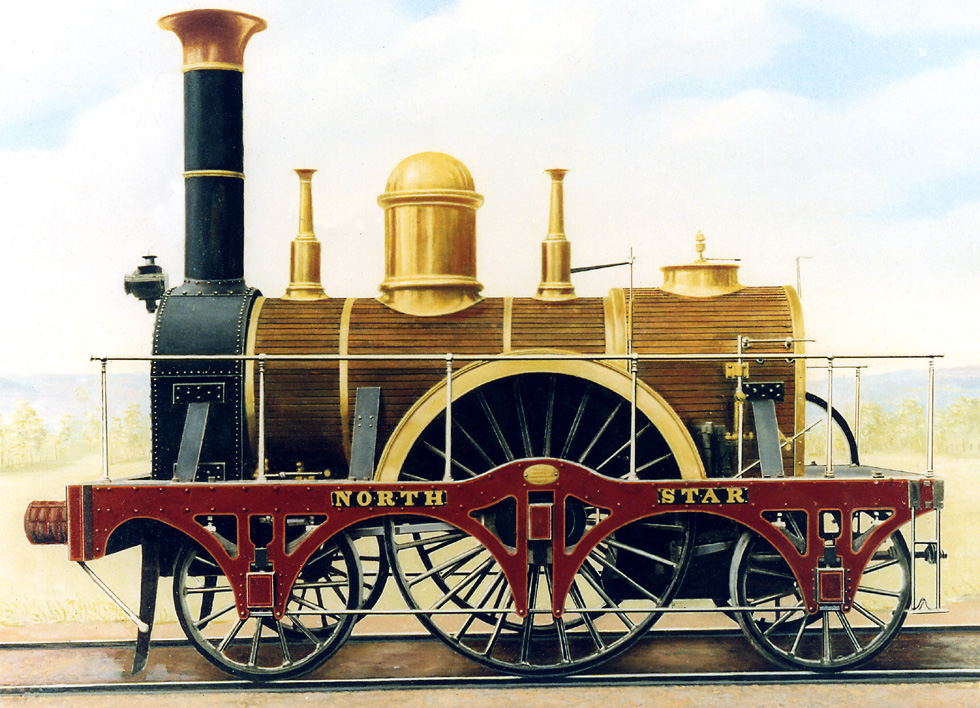 an analysis of the functioning of the steam engine steam locomotion and a model of early british tra The history of rail transport dates back nearly  was responsible for improvements to the steam engine of  the first working model of a steam rail locomotive.