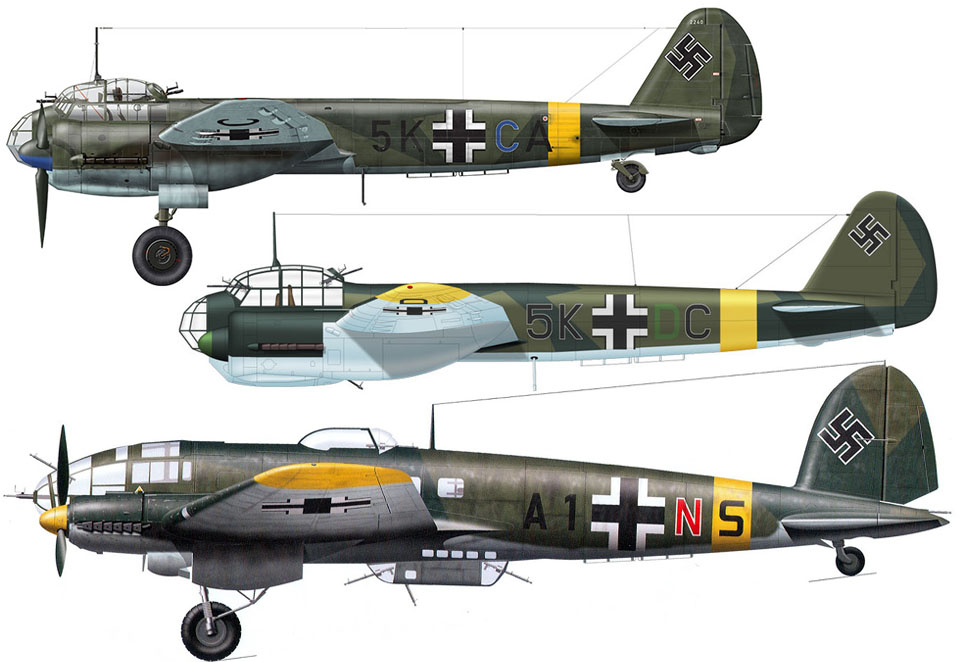 0-Heinkel-He-111H-8 Poland-1941-0A
