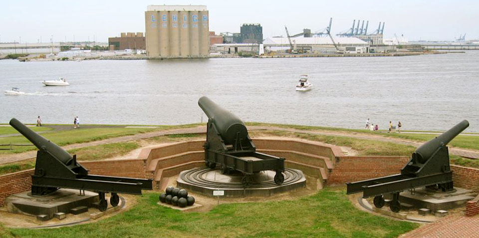 fort-mchenry-rodman-battery