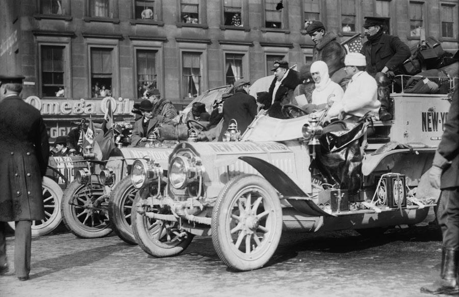 1908_New_York_to_Paris_Race,_grid