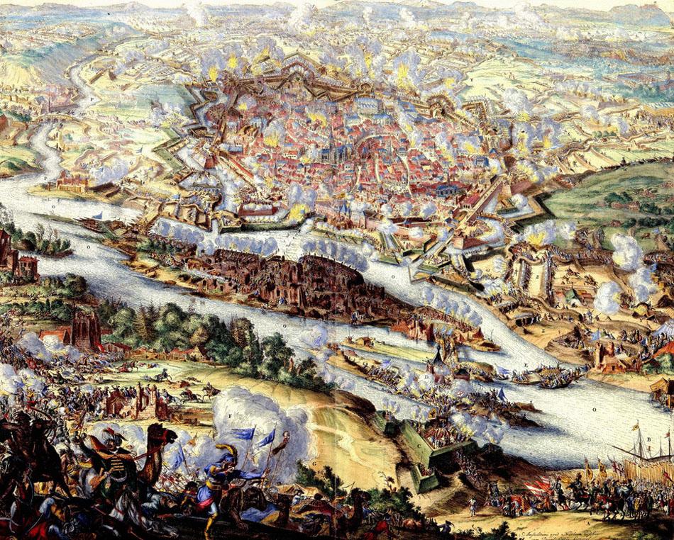 Wien 1683 Romeyn de Hooghe -1s