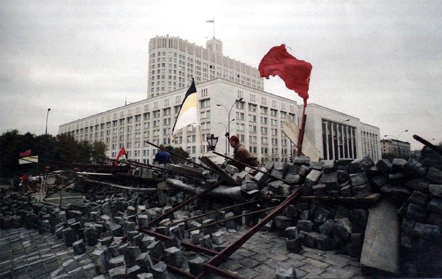 Стрельба по белому дому, штурм телецентра - в россии вспоминают октябрьские события 93-го