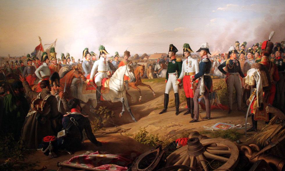 1839_Krafft_Siegesmeldung_nach_der_Schlacht_bei_Leipzig_1813_anagoria