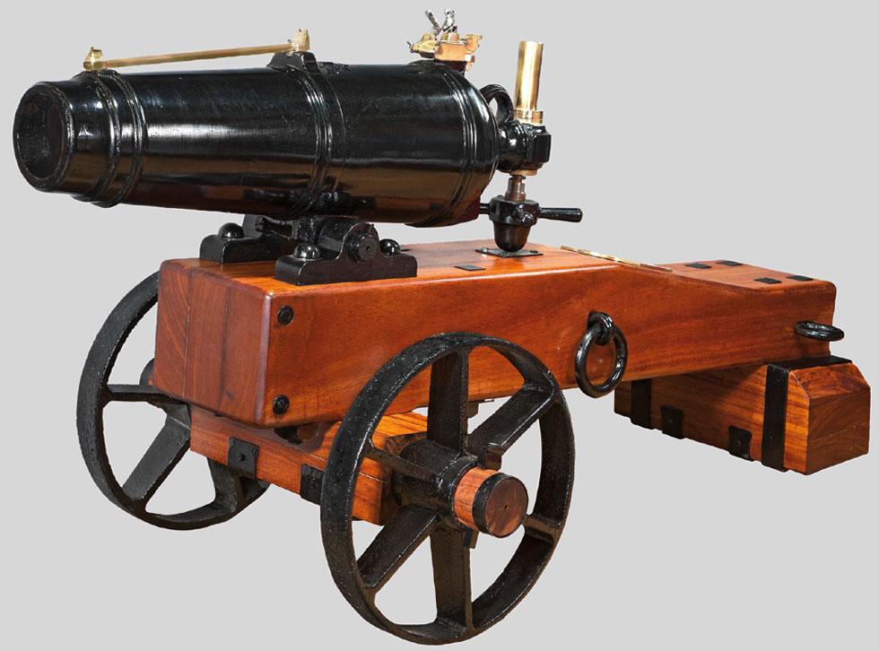 russian carronada 1835