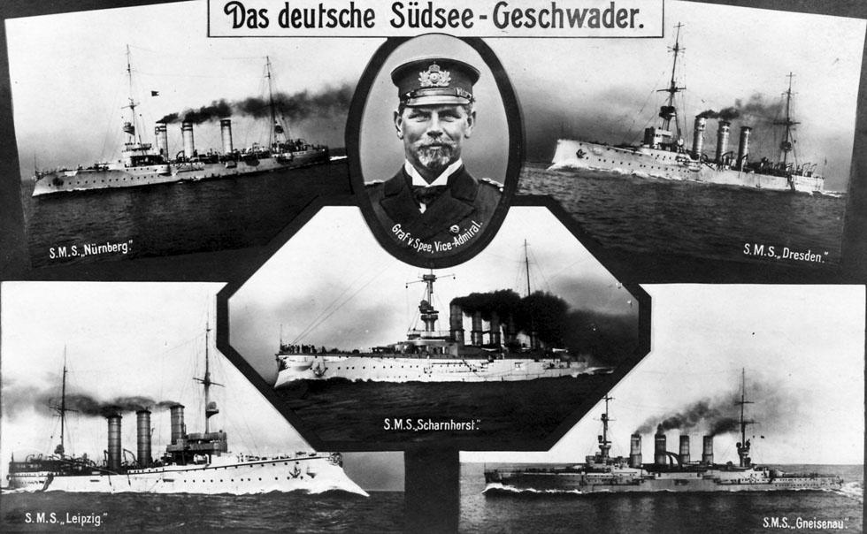 Немцы в бою