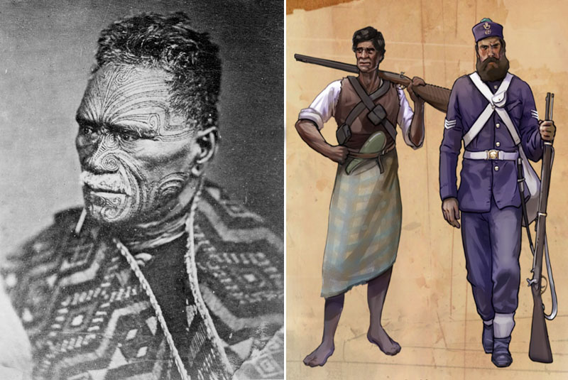 second-maori-king