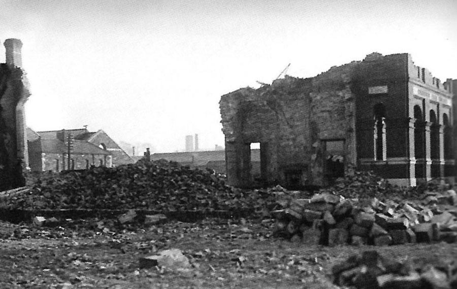 carnegie-library-cork-3 Развалины городской библиотеки