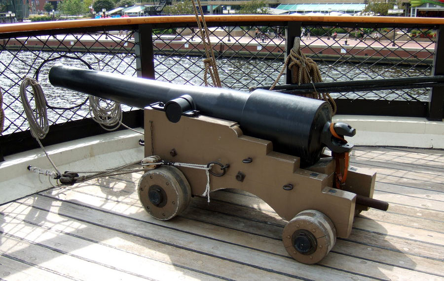 20_pound_parrott_rifle__uss_constellation