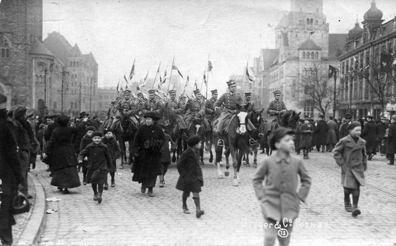 Poznan, 1 marca 1919