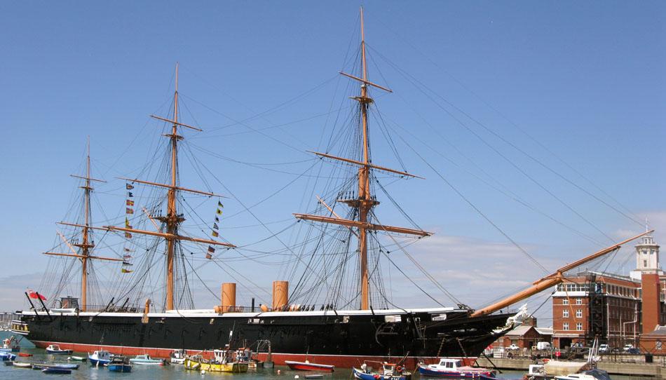 HMS_warriorjune20092