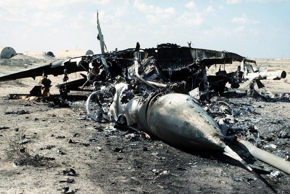 MiG-29_wreck