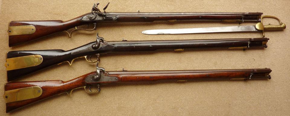 baker-rifle-1802-1828-1843