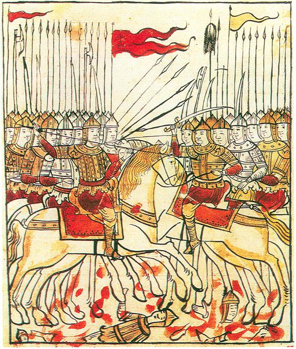 Battle_of_Kulikovo_17th_century_miniature