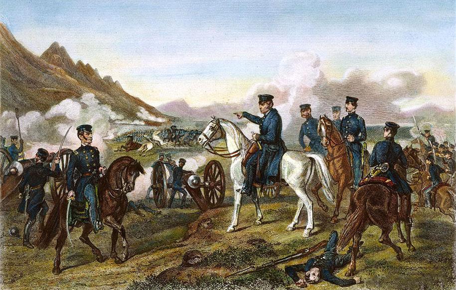 1-battle-of-buena-vista-1847-granger